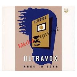 ULTRAVOX - Rage In  Eden 2CD Digipack