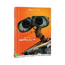 Wall-E (DVD és KÖNYV egyben)