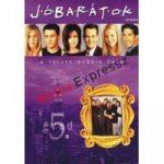 JÓBARÁTOK 5. ÉVAD DVD (3DVD)