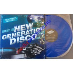 The Best Of New Generation Disco LP,VINYL ,BAKELIT LEMEZ