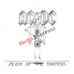 AC/DC - FLICK OF THE SWITCH LP,VINYL ,BAKELIT LEMEZ