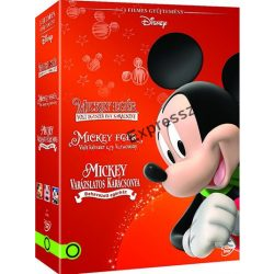 Mickey egér gyűjtemény (3 DVD)