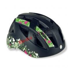Powerslide Kid's Pro Girl black/green/pink bukósisak