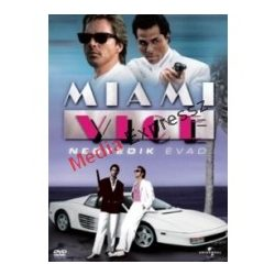 Miami Vice - 4. évad (5 DVD)