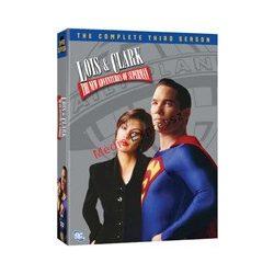 Lois és Clark: Superman legújabb kalandjai 3. évad