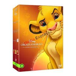 Az oroszlánkirály DVD DÍSZDOBOZ 3 filmes gyűjtemény