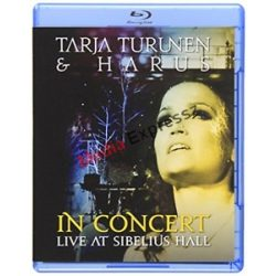 TARJA TURUNEN & HARUS - IN CONCERT LIVE AT SIBELIUS HALL - Blu-ray + CD