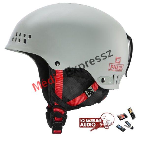 K2 Phase pro grey 17-18 sisak