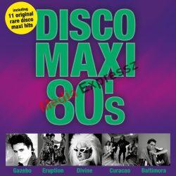 DISCO MAXI 80's volume. 1.