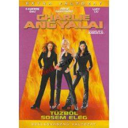 Charlie angyalai (DVD) Extra változat