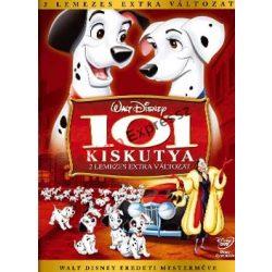 101 kiskutya - Extra változat (2 DVD)