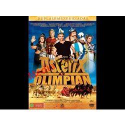 Asterix az Olimpián DVD Duplalemezes kiadás