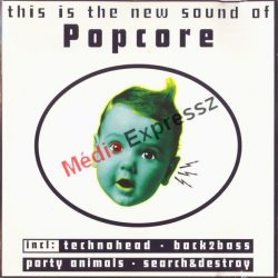 This Is The New Sound Of Popcore válogatás CD