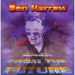 DEN HARROW - BACK FROM THE FUTURE LP,VINYL ,BAKELIT LEMEZ (LIMITED EDITION)