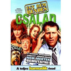 Egy rém rendes család 3. évad (DVD)