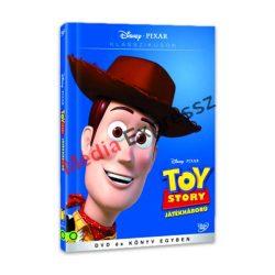 Toy Story - Játékháború  DVD és könyv egyben