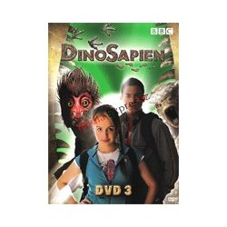 Dinosapien (3) dvd