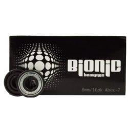 Csapágy Bearings Abec 7  (Bionic Bearings 8mm / 16pk - abec 7)