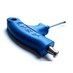 ABA Tengelykulcs - csapágykiszedővel 4mm (ABA Skate  Tool 4mm)