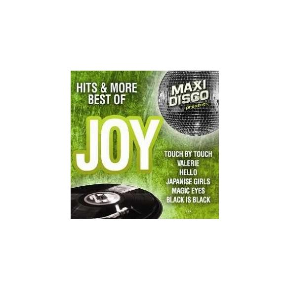 JOY - Hits & More - Best of (Utolsó darab!!!)