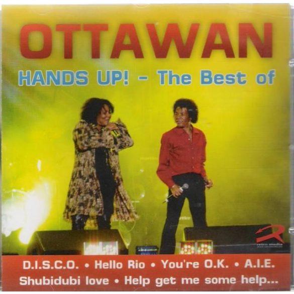 OTTAWAN - Hands Up! - The Best of