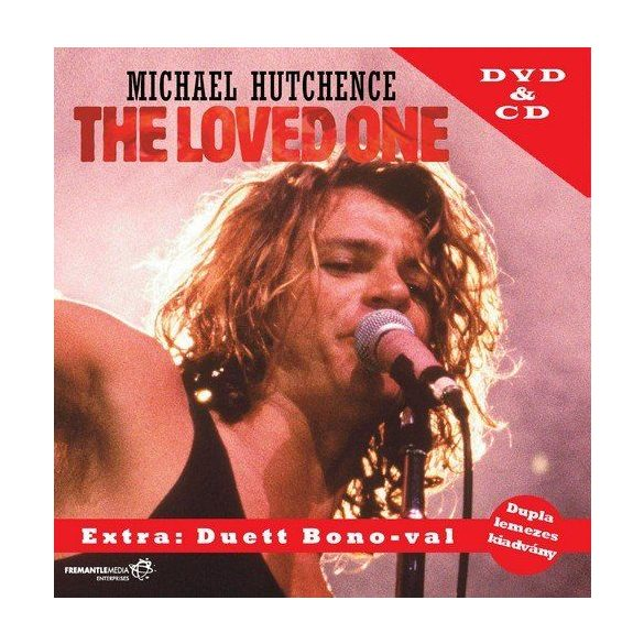 Michael Hutchence - The Loved one (CD+DVD)