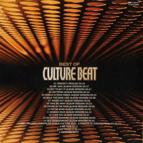 Culture Beat - Best of   ****