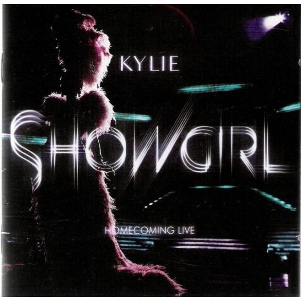 Kylie Minogue - Showgirl - Homecoming live (2 CD) (Dupla CD)