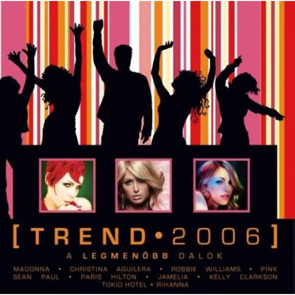 Trend 2006 - A legmenőbb dalok