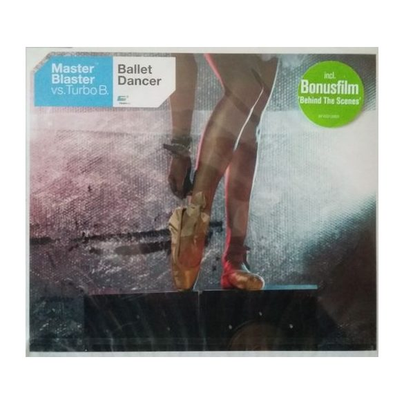 Master Blaster - Ballet Dancer (Maxi CD)