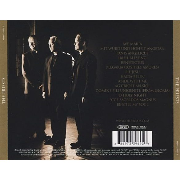 The Priests – The Priests
