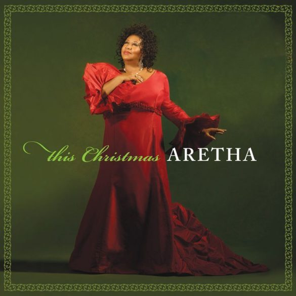 Aretha Franklin ‎– This Christmas, Aretha