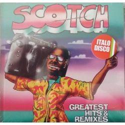 Scotch - Greatest Hits & Remixes (2 CD) (Dupla CD)