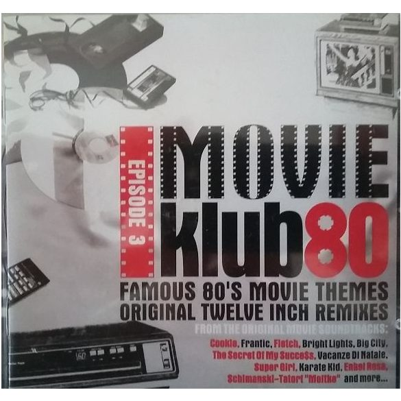Movie Klub 80 - Episodes 3