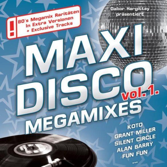 MAXI DISCO MEGAMIXES Vol. 1.