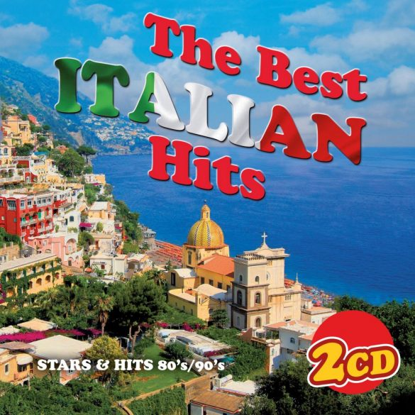 The Best Italian Hits     (Dupla CD)