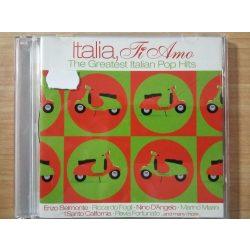 Italia Ti Amo - The Greatest Italian Pop Hits (2 CD) (Dupla CD)