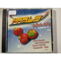 Italo 2000 Fresh Hits Vol. 2  (2 CD)  *** (Dupla CD)