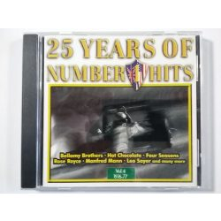 25 Years of Number 1 Hits Vol. 4 1976-77  ***