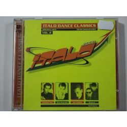 Italo 2000 - Italo Dance Classics Vol.  2  (2 CD) *** (Dupla)