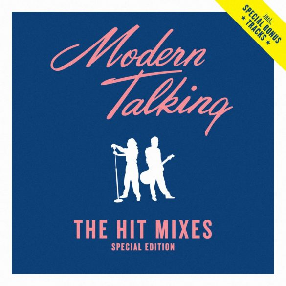 MODERN TALKING - The Hit Mixes