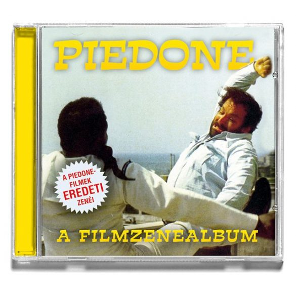 PIEDONE  Bud Spencer - A filmzenealbum
