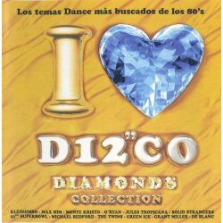 I Love Disco Diamonds Collection Vol. 4  ****