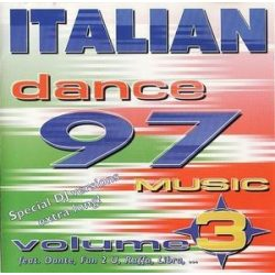Italian Dance'97 Music Volume 3  ***