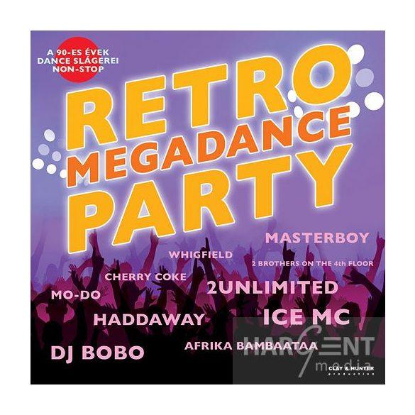 RETRO MEGADANCE PARTY