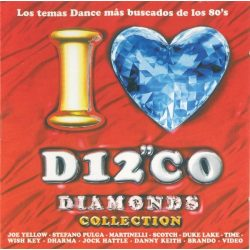 I Love Disco Diamonds Collection Vol. 1  ***