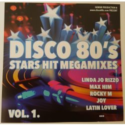Stars Hit Megamixes (Disco 80's )
