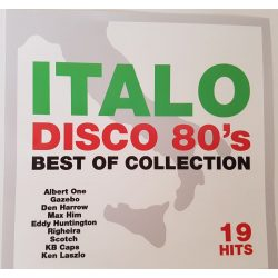 ITALO DISCO 80's  (Best Of Collection )
