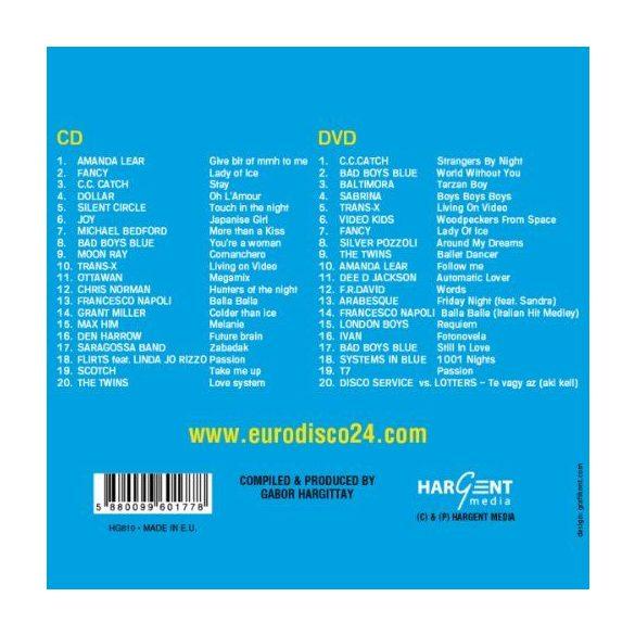BEST OF RETRO DISCO (CD+DVD)