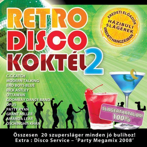 Retro Disco Koktél 2